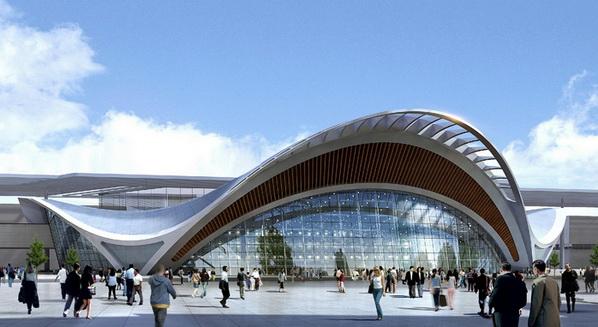 Hefei Binhu (Lakeside) International & Convention Center