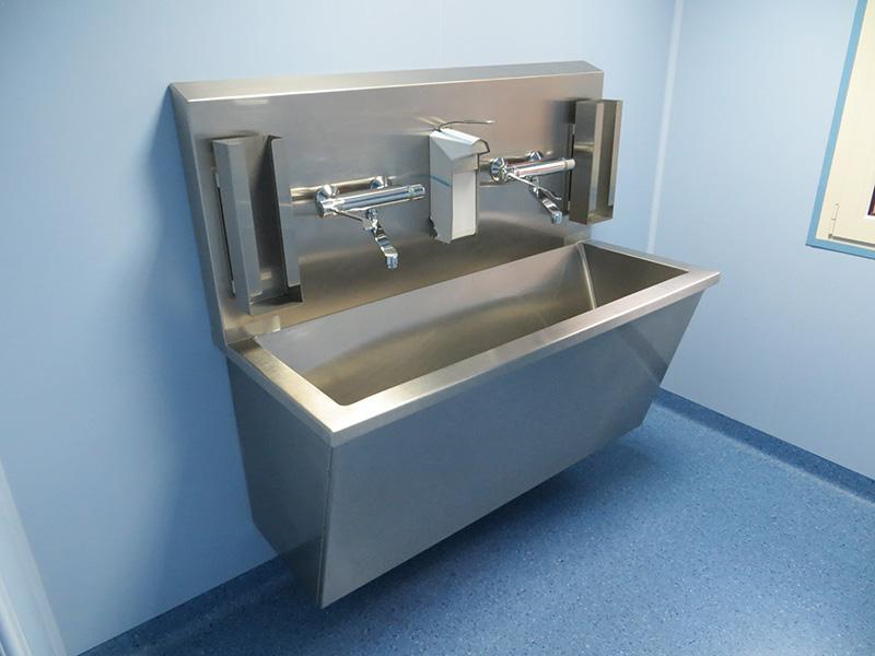 Plafoniere Per Sala Operatoria : Lindo pareti modulari per ospedali shd italia