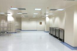 sistema dermeidos pareti modulari per reparti ospedalieri SHD ITALIA gallery 1