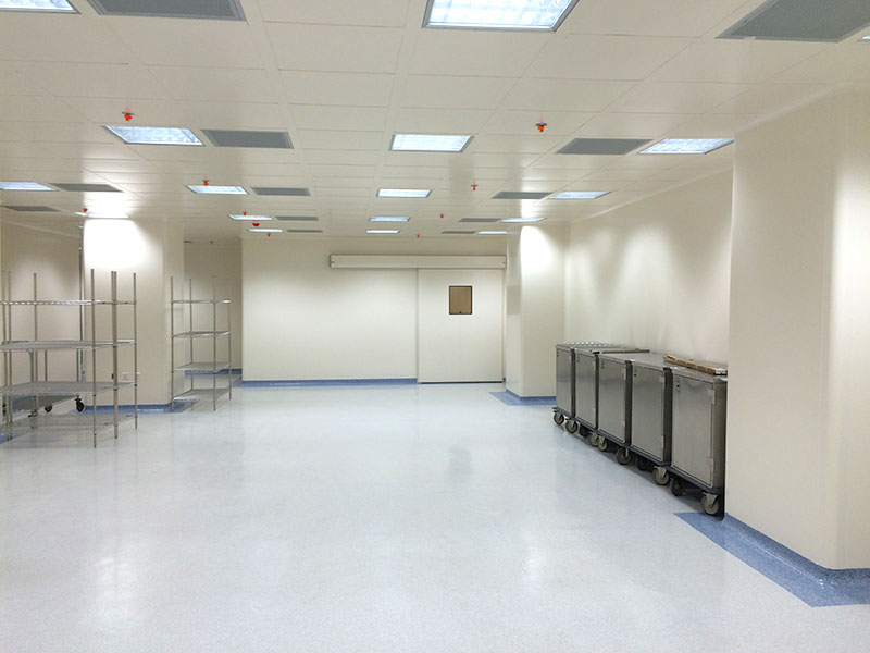 Plafoniere Per Sala Operatoria : Dermeidos pareti modulari per ospedali shd italia
