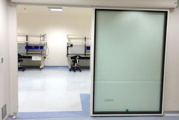 sistema dermeidos pareti modulari per reparti ospedalieri SHD ITALIA gallery 3